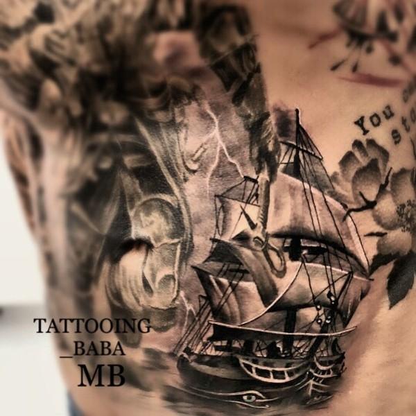 Tattoo Realistic Style