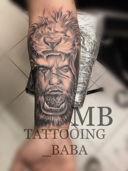 Tattooing Baba